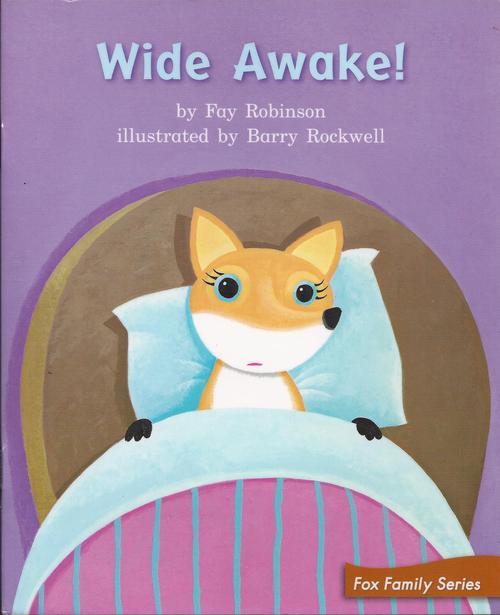 Blue76 Wide Awake (Level H)
