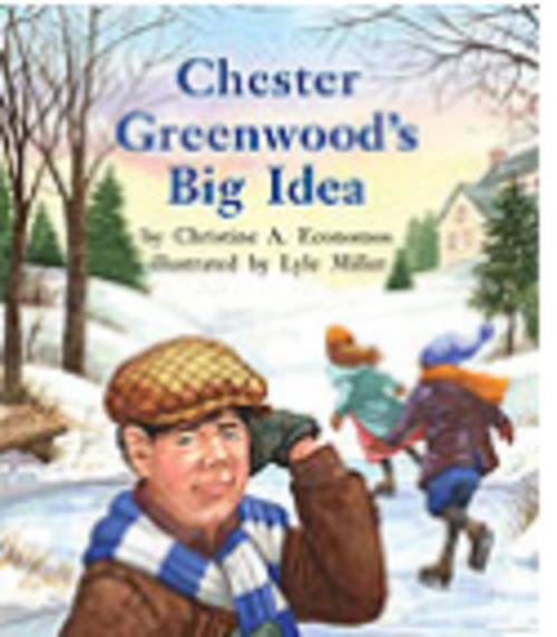 Blue 119 Chester Green wood's Big Idea