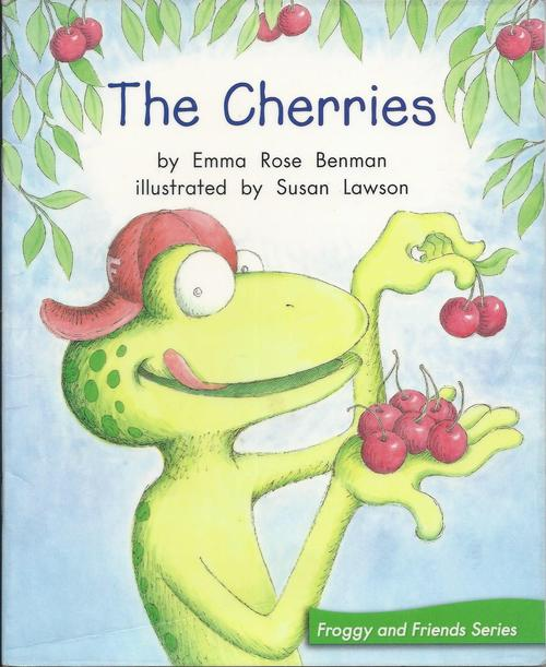 Green 104 The Cherries (Level H)