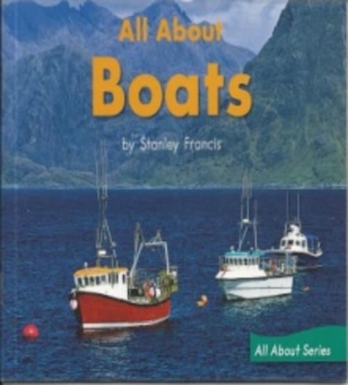 Green 106 All About Boats (Level H)