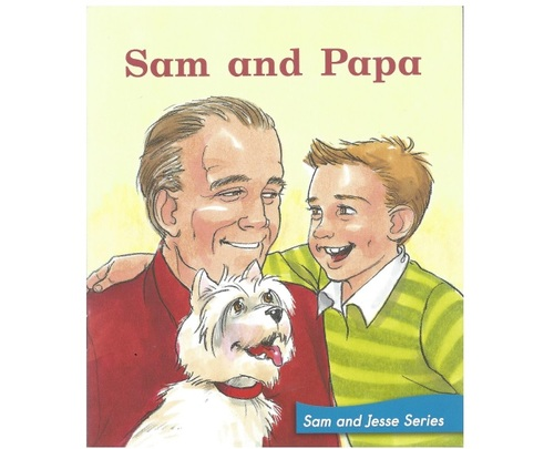 Green5 Sam and Papa (Level A)