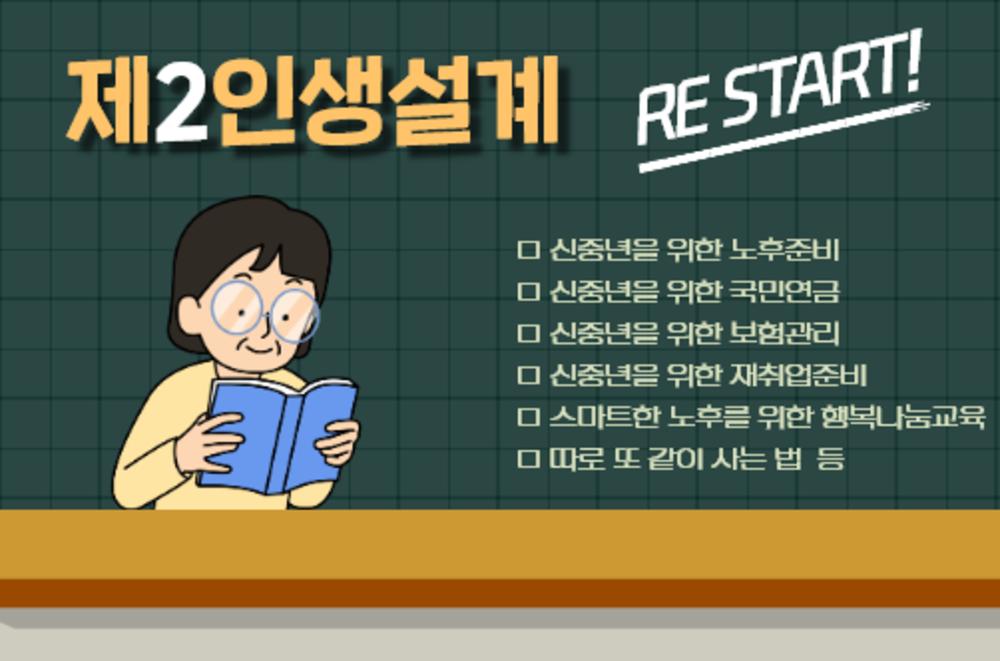 제2인생설계(RE_START) 과정